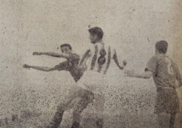 Hoy hace 60 años. Betis 3 Valencia 1.