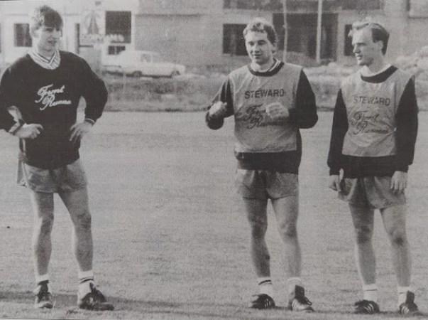 Entrevista Bilek, Grussman y Kukleta. 1992.