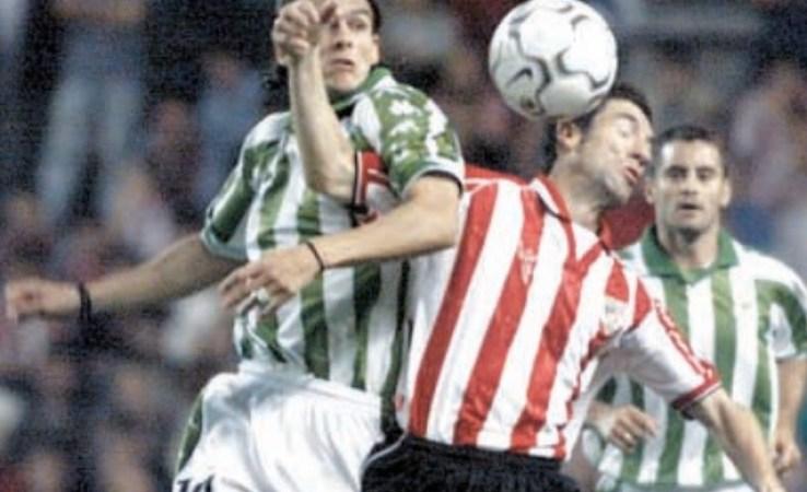 Hoy hace 20 años. Athletic 0 Betis 0.