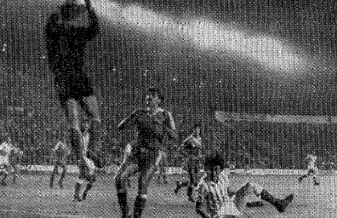 Hoy hace 40 años. Betis 2 Sevilla 0.