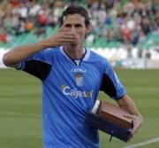 Capi ha debutado con victoria en el primer partido de liga del Camas CF ante el Atlético de Sanlúcar (3-1)