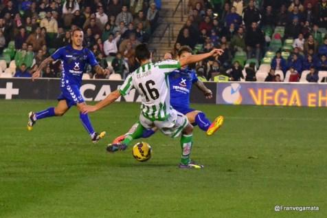 Nueva oportunidad para el Betis (Betis - Tenerife 14/15)