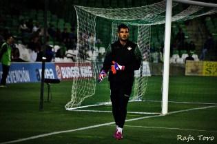 Adán (Real Betis 2-1 Girona)