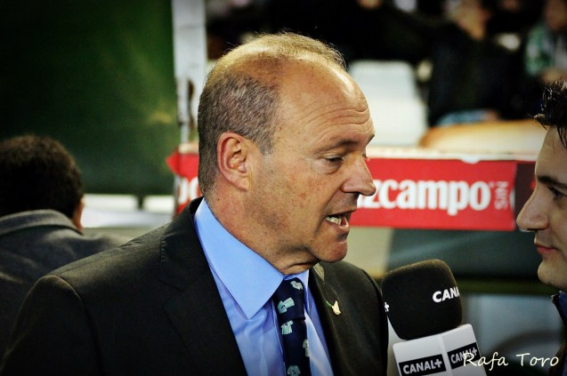 Pepe Mel (Real Betis 2-1 Girona)