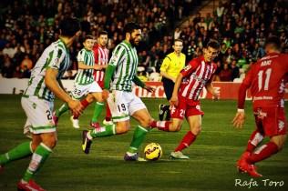 Molina (Real Betis 2-1 Girona)