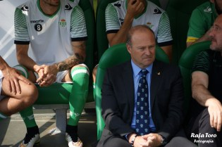 Pepe Mel (Real Betis 3-0 Osasuna)