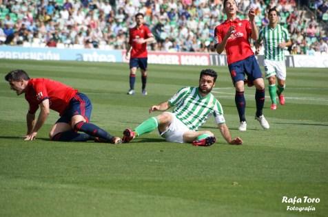 Molina (Real Betis 3-0 Osasuna)