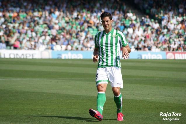 Cejudo (Real Betis 3-0 Osasuna)