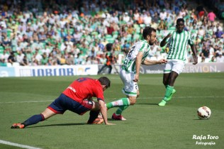 Molinero (Real Betis 3-0 Osasuna)