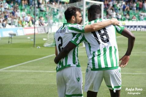 Molinero - N´Diaye (Real Betis 3-0 Osasuna)