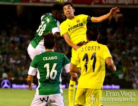Salto de N´Diaye (Betis - Villarreal 15/16)