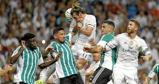 Bale se erigió como uno de los protagonistas del partido de anoche. Foto: UESyndication