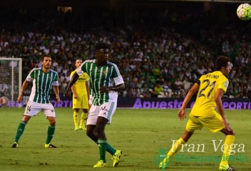 Torres y N´DIaye (Betis vs Villarreal 15/16)