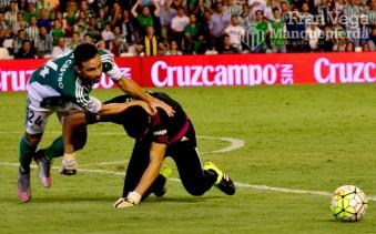 Penalti a Ruben (R.Betis - R.Sociedad 15/16)