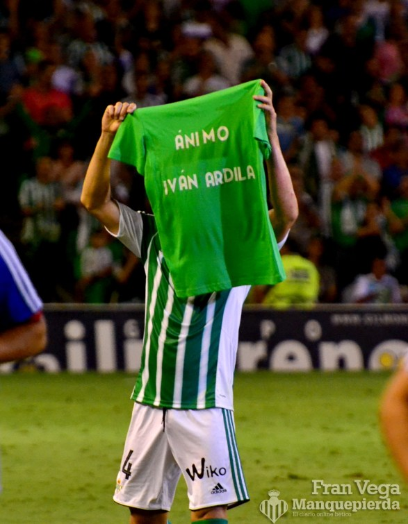 Ruben celebracion (R.Betis - R.Sociedad 15/16)