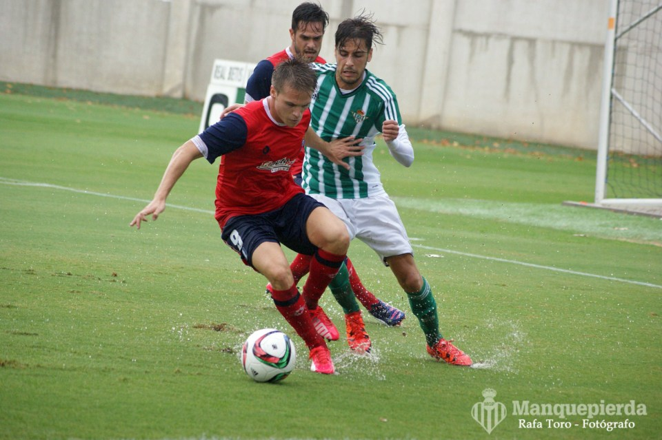 Real Betis 0-1 Recreativo. Foto: Rafa Toro