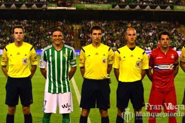 joaquín se estrenó como capitán (Betis-Español 15/16)