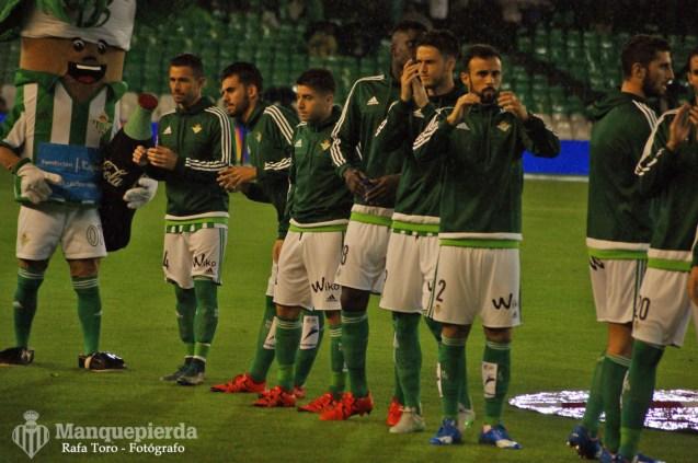 Real Betis 1-3 Athletic. Foto: Rafa Toro