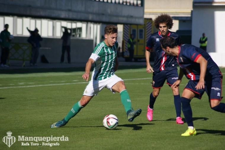 Real Betis B 0-0 Algeciras. Foto: Rafa Toro