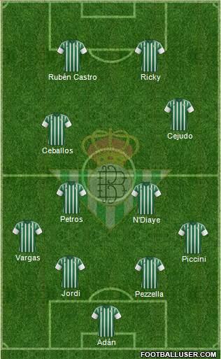 Imagina ser Pepe Mel: Real Betis-Eibar