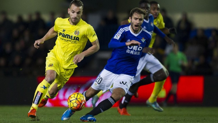 Villarreal-Real Betis (2015-2016)