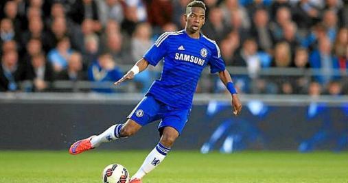 Charly Musonda en un partido con el el Chelsea Foto: Estadio Deportivo