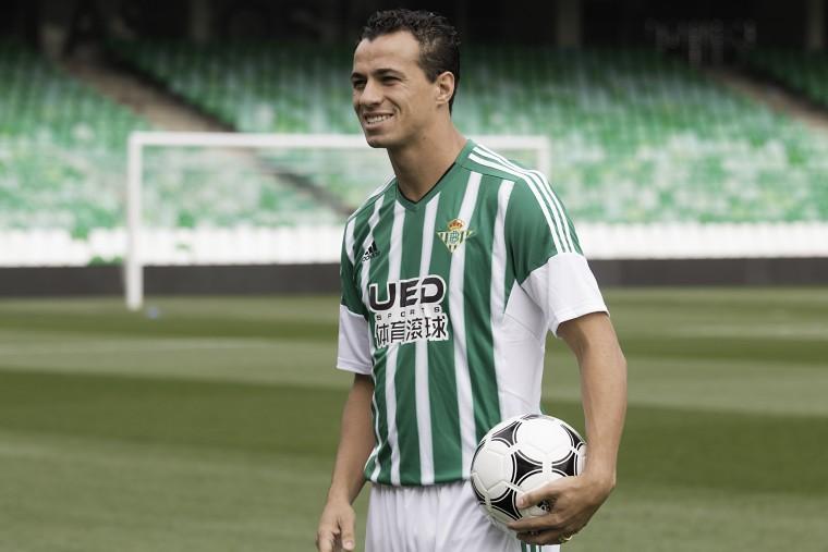 Fotografía de la página oficial del Real Betis Balompié