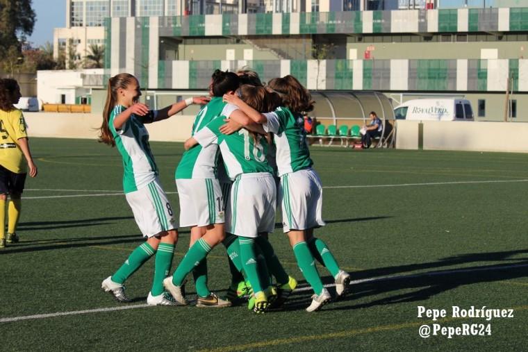 Real Betis Féminas 7-0 CD Híspalis