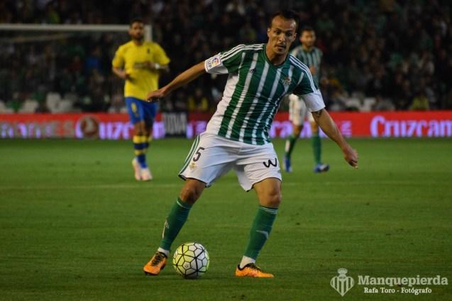 Real Betis 1-0 Las Palmas. Foto: Rafa Toro