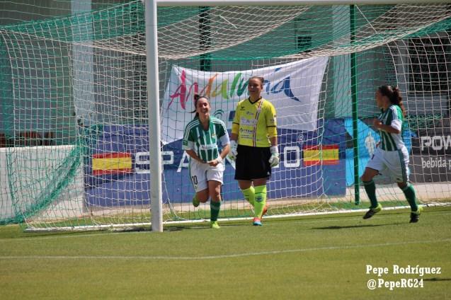 Real Betis Féminas 4-0 EDF Logroño