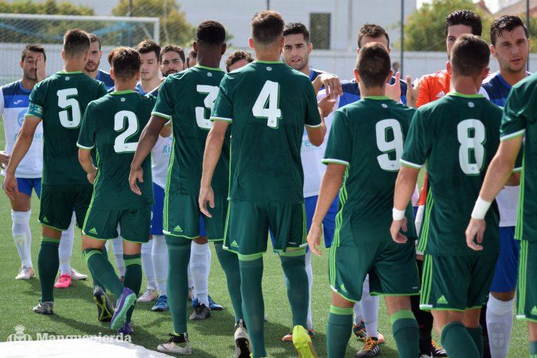 Castilleja 1-0 Real Betis B. Foto: Rafa Toro