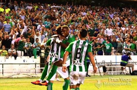 Gol de Joaquín (Betis-Málaga 16/17)