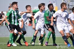 Sevilla C 2-0 Betis B.
