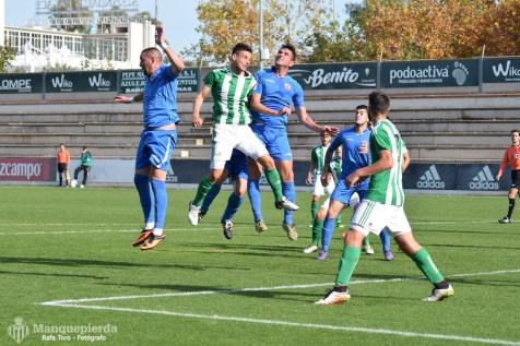 Betis B 1-0 San Roque.