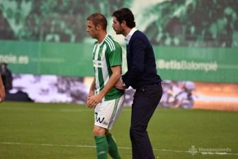 Real Betis 3-3 Celta. Foto: Rafa Toro