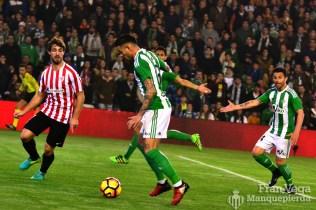 Sanabria da el pase de la muerte (Betis-Athletic 16/17)