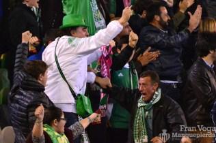 Celebración afición (Betis-Athletic 16/17)