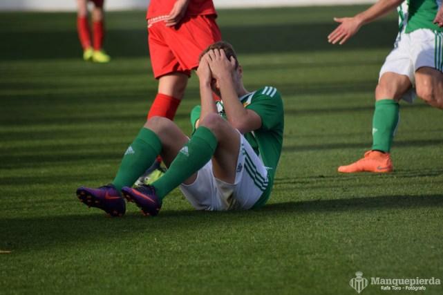 Betis B 1-0 C.A. Antoniano. Foto: Rafa Toro