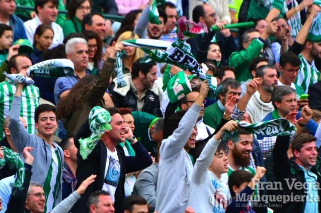 Celebración (Betis-Sevilla 16/17)