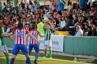 Real Betis Féminas-Atlético de Madrid Femenino