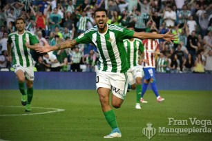 Gol de Ceballos (Betis-Atletico 16/17)
