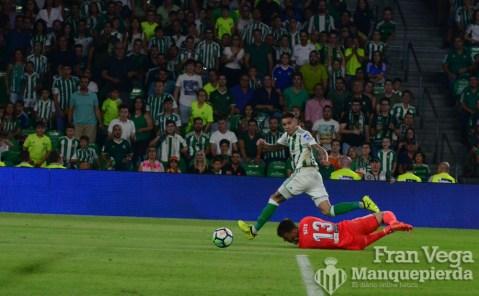 Gol de Sanabria(Betis-Valencia 17-18)