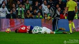 Doble caida (Betis-Atletico 17-18)