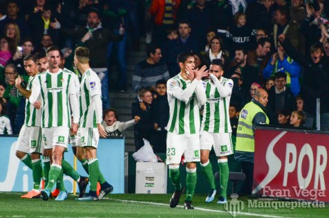 Dedicatoria de Mandi a Feddal(Betis-Madrid 17-18)
