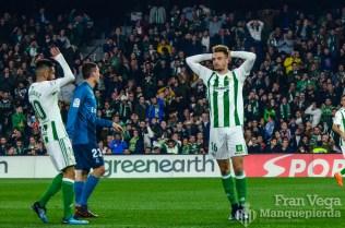 Loren se lamenta de una ocasión(Betis-Madrid 17-18)