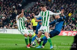 Fabian y Guardado (Betis-Madrid 17-18)