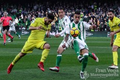 Sergio León (Betis-Villarreal 17-18)