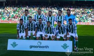 Alineación (Betis-Villarreal 17-18)