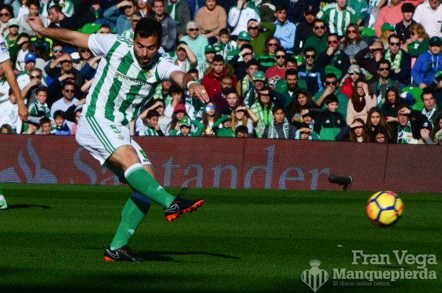 Jordi Amat (Betis-Villarreal 17-18)
