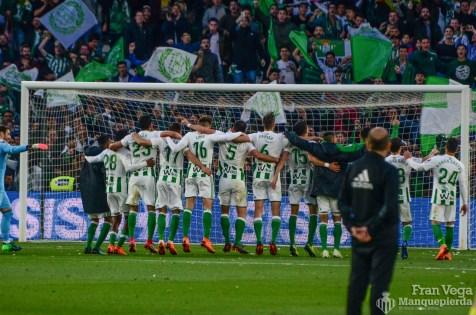 Union equipo y afición (Betis-Eibar 17-18)